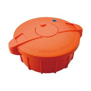 【送料無料】マイヤー 電子レンジ圧力鍋2.3l パンプキンオレンジ 6166-093 生活用品・インテリア・雑貨 キッチン・食器 鍋・圧力鍋 レビュー投稿で次回使える2000円クーポン全員にプレゼント