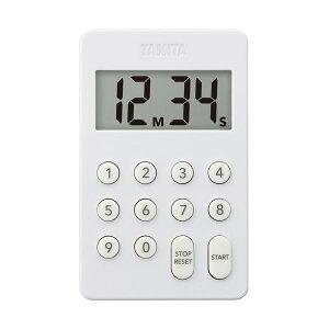 【送料無料】(まとめ)タニタ デジタルタイマー100分計ホワイト TD-415-WH 1個【×5セット】 生活用品・インテリア・雑貨 キッチン・食器 その他のキッチン・食器 レビュー投稿で次回使える20
