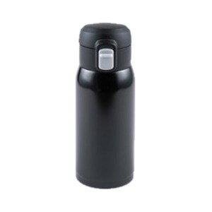【送料無料】【24個セット】 和平フレイズ オミット ワンタッチ栓マグボトル 350ml ブラック RH-1516 生活用品・インテリア・雑貨 キッチン・食器 お弁当グッズ・水筒 レビュー投稿で次回使え