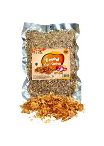 Fried Red Onion 500g Halal(フライド レット オニオン 500g ハラール)