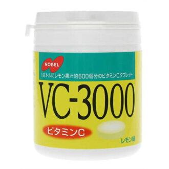 후드 과자엿・캔디 노벨 VC-3000 타블렛 보틀 150 g