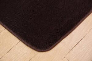 レビューで次回2000円オフ直送ラグカーペット3畳洗える抗菌防臭無地『ピオニー』ベージュ約200×250cm(ホットカーペット対応)生活用品・インテリア・雑貨インテリア・家具カーペット・マット