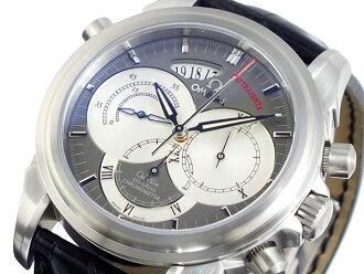 Omega OMEGA devil watch chronograph self-winding watch 48484031 direct shipment