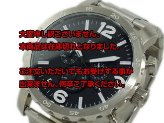 Off the next 2,000 yen in the review directly from fossil FOSSIL chronograph men's watch JR1353