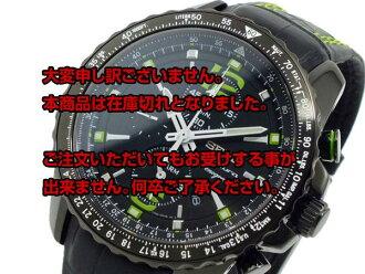 Seiko SEIKO sportura Chronograph Watch SNAE97P1 black direct