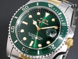 Technos TECHNOS 20 ATM waterproof watch T2118TM band adjusting kit price.com Amazon amazon's popular