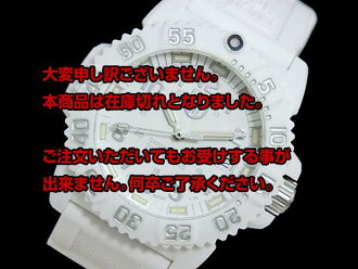 Off the next 2,000 yen in the review directly from Luminox LUMINOX Navy Seals watch 7057 white