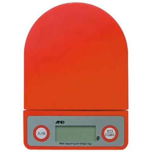 10000円以上送料無料 A&D デジタルホームスケール レッド UH-3202R(1コ入) ホーム&キッチン 調理器具 はかり・計量用品 レビュー投稿で次回使える2000円クーポン全員にプレゼント