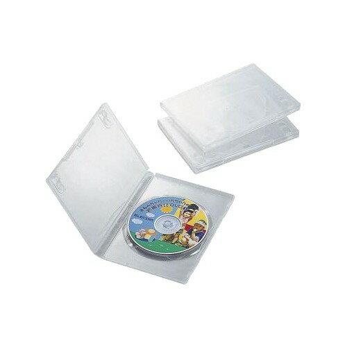 10000円以上送料無料 エレコム DVDトールケース CCD-DVD01CR(3コ入) 家電 オーディオ機器 DVDソフト・アクセサリー レビュー投稿で次回使える2000円クーポン全員にプレゼント