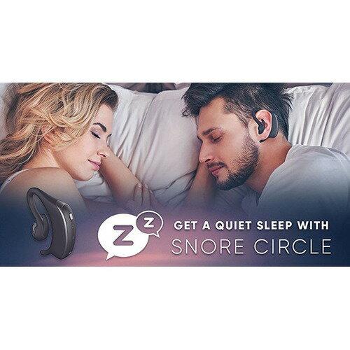 10000円以上送料無料 耳装着型 いびき防止スマートツール スノアサークル(1コ入) 衛生医療 いびき・睡眠関連 いびき対策用品 レビュー投稿で次回使える2000円クーポン全員にプレゼント
