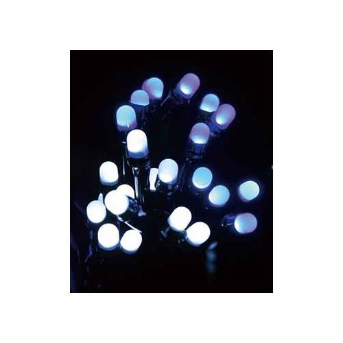 10000円以上送料無料 ミックスいきなりホワイト&ブルー GI-100WB(100球) 家電 照明機器 ガーデンライト レビュー投稿で次回使える2000円クーポン全員にプレゼント