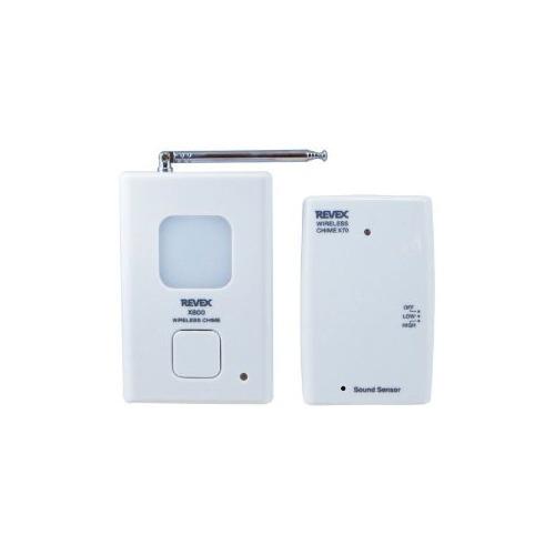 10000円以上送料無料 ワイヤレスサウンドモニターセット X870(1セット) 家電 セキュリティー機器 防犯機器 レビュー投稿で次回使える2000円クーポン全員にプレゼント