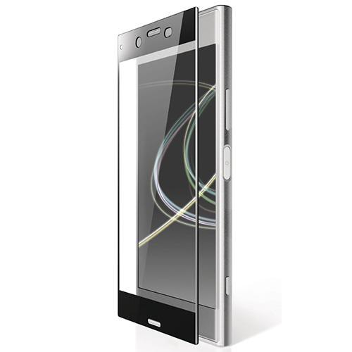 10000円以上送料無料 Xperia XZ Premium用 フルカバーガラスフィルム/0.33mm ブラック PM-XXZPFLGGRB(1枚入) 家電 スマートフォン・携帯電話 スマートフォンアクセサリ レビュー投稿で次回使える2000円クーポン全員にプレゼント