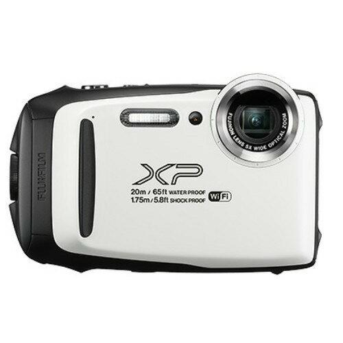 10000円以上送料無料 富士フイルム デジタルカメラ FinePix XP-130WH ホワイト(1台) 家電 家電 その他 家電 その他 レビュー投稿で次回使える2000円クーポン全員にプレゼント