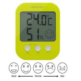 レビュー投稿で次回使える2000円クーポン全員にプレゼント ドリテック デジタル温湿度計「オプシス」 O-230GN 【生活家電\ノギス・計測器】