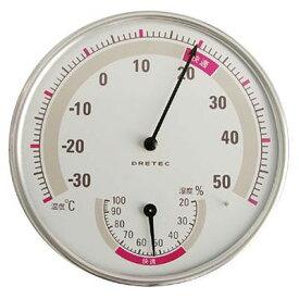 レビュー投稿で次回使える2000円クーポン全員にプレゼント ドリテック 温湿度計 O-310WT 【生活家電\ノギス・計測器】