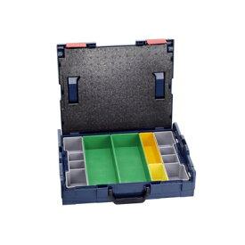 レビュー投稿で次回使える2000円クーポン全員にプレゼント BOSCH ボックスSパーツ入れ3付 《L-BOXX》 W442×D357×H117mm L-BOXX102S3 【DIY\プロ向け】