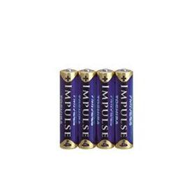 レビュー投稿で次回使える2000円クーポン全員にプレゼント 東芝 インパルス(単4形4本入)シュリンクパック LR03H4KP 【生活家電\電池類\乾電池\アルカリ乾電池\単4形】
