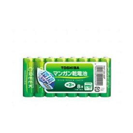 レビュー投稿で次回使える2000円クーポン全員にプレゼント 東芝 マンガン電池(単3形8本入)まとめパック R6PEM8MP 【生活家電\電池類\乾電池\マンガン乾電池\単3形】