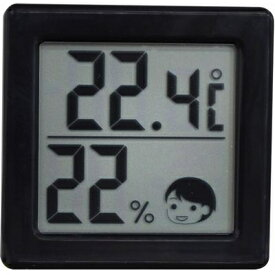 レビュー投稿で次回使える2000円クーポン全員にプレゼント ドリテック 小さいデジタル温湿度計 O-257BK 【生活家電\ノギス・計測器】