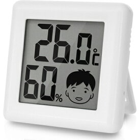 レビュー投稿で次回使える2000円クーポン全員にプレゼント ドリテック デジタル温湿度計「ピッコラ」 ホワイト O-282WT 【生活家電\ノギス・計測器】