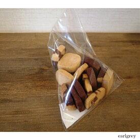 さんかく袋のてづくりクッキー 【甘さ控えめ】【手づくり】【お取り寄せ】