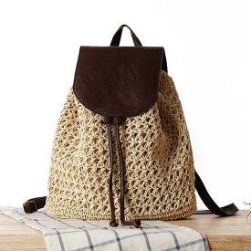チェック トート バッグ 編むバッグ トートバッグ【レディース メンズ 大きめ ハンガー 小物 雑貨 バッグインバッグ プレゼント ノー ブランド】