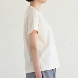 Aラインクルーネック半袖プルオーバー【度詰天竺】