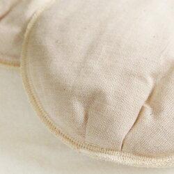 母乳パッド【1セット2枚入り】|オーガニックコットン|メイドインアースメール便送料無料