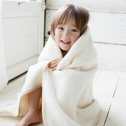 ベビー綿毛布〜メイドインアースのオーガニックコットン製品〜【RCP】【05P31Aug14】