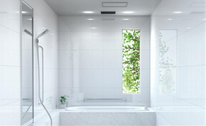 【年内作業残りわずかです】カビや水あか徹底除去!浴室クリーニング換気扇【乾燥機能付】セット