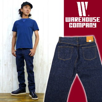Warehouse WAREHOUSE jeans 800 standard straight jeans G bread denim