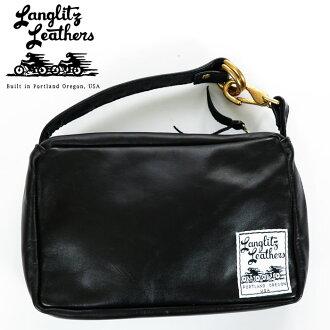 Lang Ritz leather Langlitz Leathers convertible bag medium size Convertible Bag leather shoulder bag handbag tool bag porch leather motorcycle