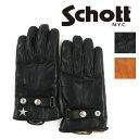 ショット Schott グローブ カウハイド 牛革 レザー 3149026
