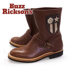 バズリクソンズ Buzz Rickson's シビリアン パッチブーツFLYING BOOT CIVILIAN MODEL
