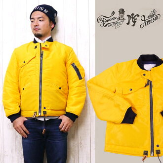 "シュガーケーン SUGAR CANE 미스터 프리덤 재킷 구조 파일럿 SEA HUNT HELO JACKET ""SIGNAL"" SC13181 Mr Freedom Mister Freedom MFSC"