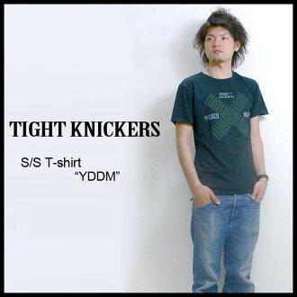 "紧身裤 titenickers s/S t 恤""YDDM"""