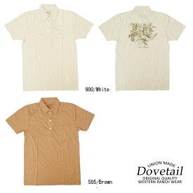 ダブテイル DOVETAIL ポロシャツ 7183202