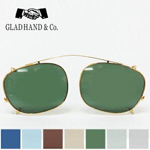 """GLAD HAND 丹羽雅彦 クリップオン CLIP ON """"ORNAMENT"""" サングラス 眼鏡 グラッドハンド にわまさひこ 鯖江 眼鏡"""