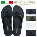 HENRY & HENRY ヘンリー&ヘンリー MADE IN ITALY ラバービ...