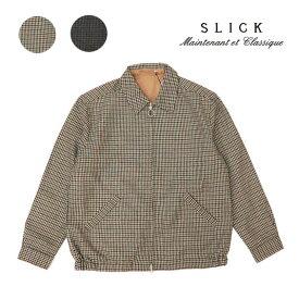 スリック SLICK 長袖 リバーシブル ドリズラー ジャケット SLK5165412 【2019年 秋冬 新作】