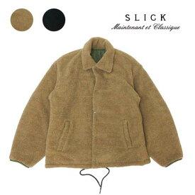 スリック SLICK 長袖 リバーシブル コーチ ジャケット SLK5165415 【2019年 秋冬 新作】