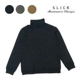 スリック SLICK 長袖 コンビネーション タートルネック Tシャツ SLK5169418 【2019年 秋冬 新作】