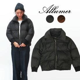 Allumer アリュメール 2WAY ダウン ジャケット レディース 8175117
