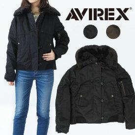 AVIREX アビレックス ショート ボンバー ジャケット SHORT BOMBER JACKET レディース 6282038