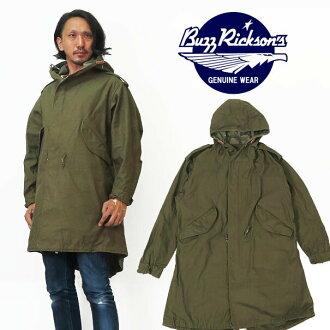 Rickson Buzz Rickson's mods coat m-51 parka BR12566