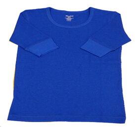 ダブテイル DOVETAIL Tシャツ カットソー サーマル インナー 5分袖 Uネック 無地 7189008