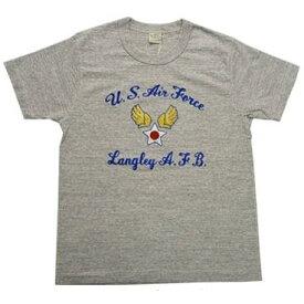 バズリクソンズ Buzz Rickson's Tシャツ 半袖 チェーン刺繍 「U.S Air Force」