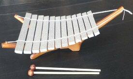 ベトナムの石琴【ダン ダー トルン】 〈トゥルン ベトナム楽器 卓上楽器〉