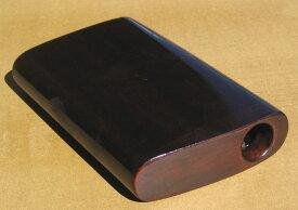 【ミニ ボックス ディジュリドゥー】(送料無料)  〈箱型ディジュ ポケットディジュ ポータブル 携帯 トラベル アボリジニ〉